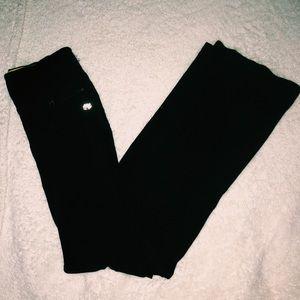 *PRICE NEGOTIABLE* Forever 21 Black Yoga Pants